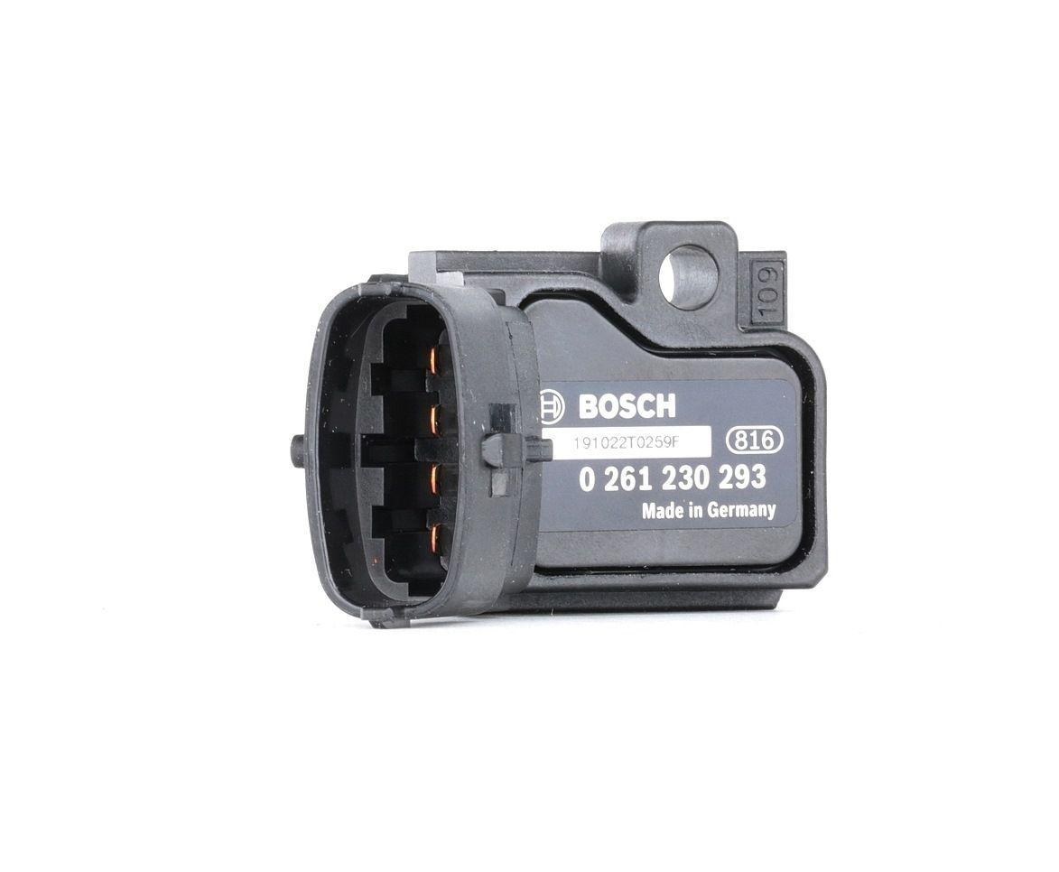 Sensor, ladetryk 0 261 230 293 VOLVO V70 med en rabat — køb nu!