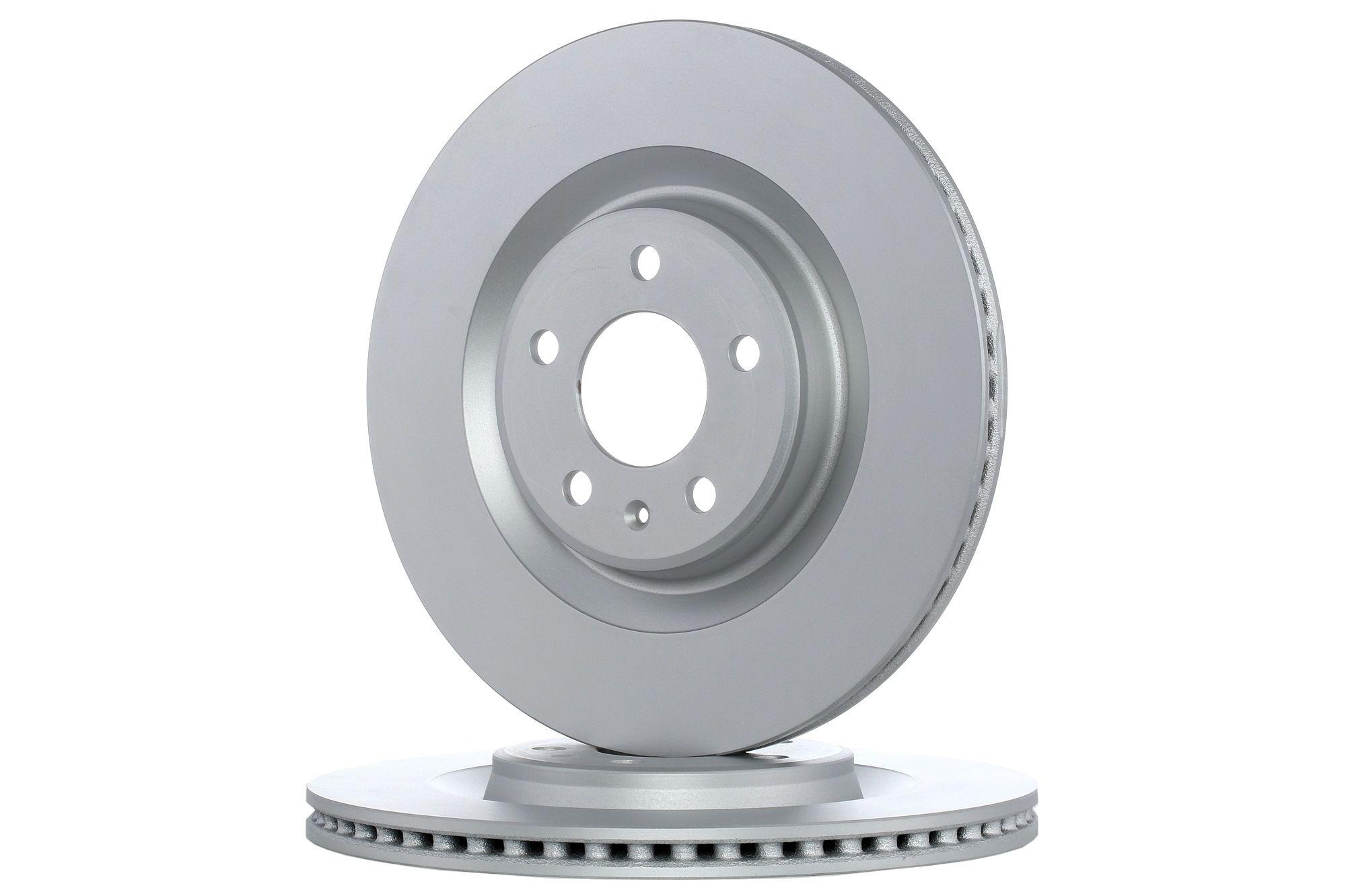 VW Disque de frein d'Origine 0 986 479 750