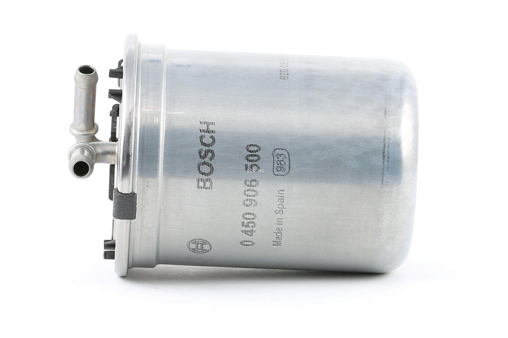 Palivový filtr 0 450 906 500 s vynikajícím poměrem mezi cenou a BOSCH kvalitou