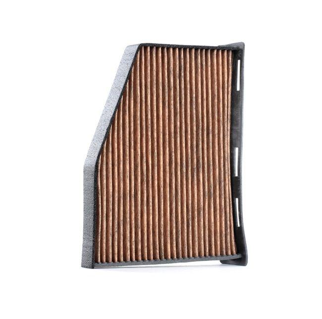 Filter Innenraumluft Golf 5 2007 - VALEO 701001 (Breite: 216mm, Höhe: 57mm, Länge: 279mm)
