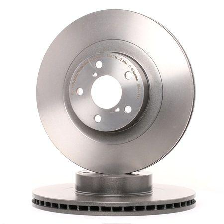 BREMBO Brake Disc 09.9077.11