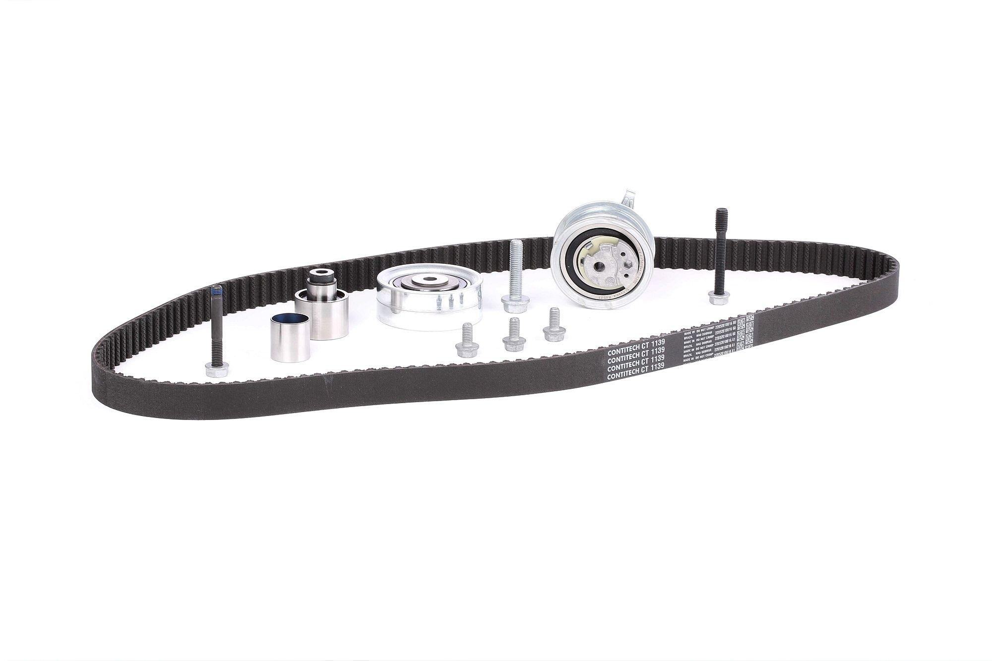 CT1139K2 CONTITECH dinti: 160 Latime: 25mm Set curea de distributie CT1139K2 cumpără costuri reduse