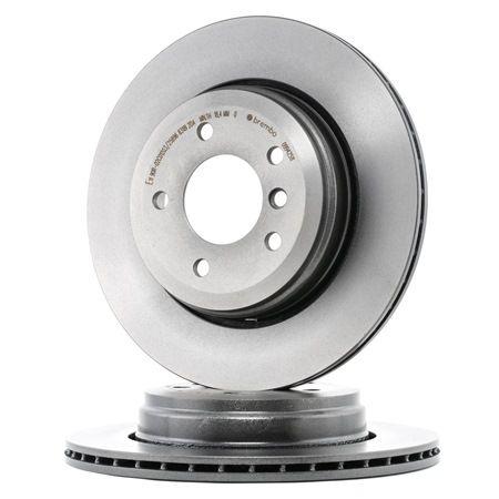 brembo brake disc coated disc line rear axle 320mm. Black Bedroom Furniture Sets. Home Design Ideas