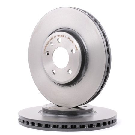 Disco de freno 09.A758.11 — Mejores ofertas actuales en OE 8K0615301A repuestos de coches
