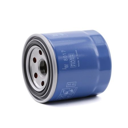 Olejový filtr W 8017 HYUNDAI nízké ceny - Nakupujte nyní!