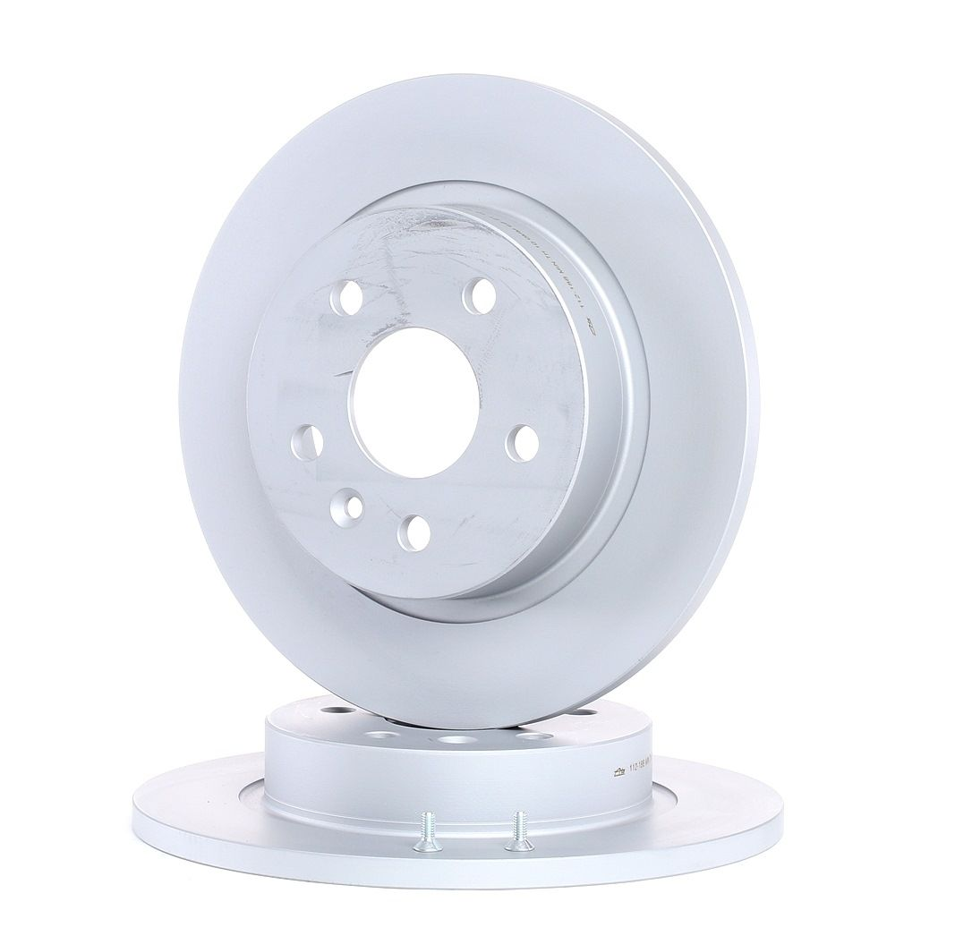 CHEVROLET ASTRO 2002 Bremsscheibe - Original ATE 24.0112-0188.1 Ø: 268,0mm, Lochanzahl: 5, Bremsscheibendicke: 12,0mm