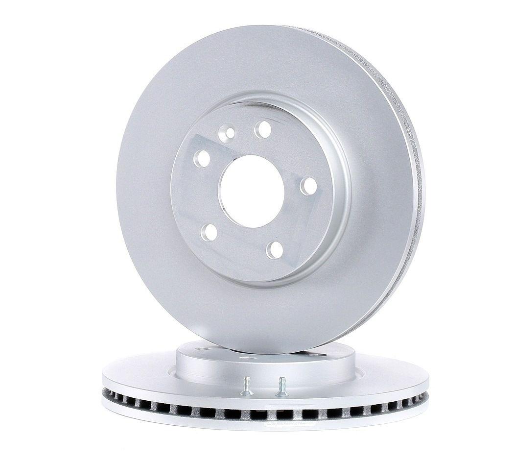 CHEVROLET ASTRO 2004 Scheibenbremsen - Original ATE 24.0126-0165.1 Ø: 276,0mm, Lochanzahl: 5, Bremsscheibendicke: 26,0mm
