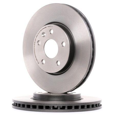 disques de frein 321 mm ventilé pour Opel Vauxhall AVANT DELPHI Plaquettes De Freins Saab