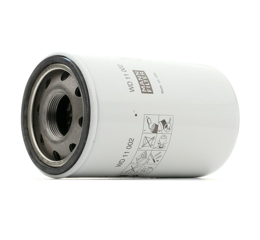 Nutzfahrzeuge MANN-FILTER Filter, Arbeitshydraulik WD 11 002 kaufen