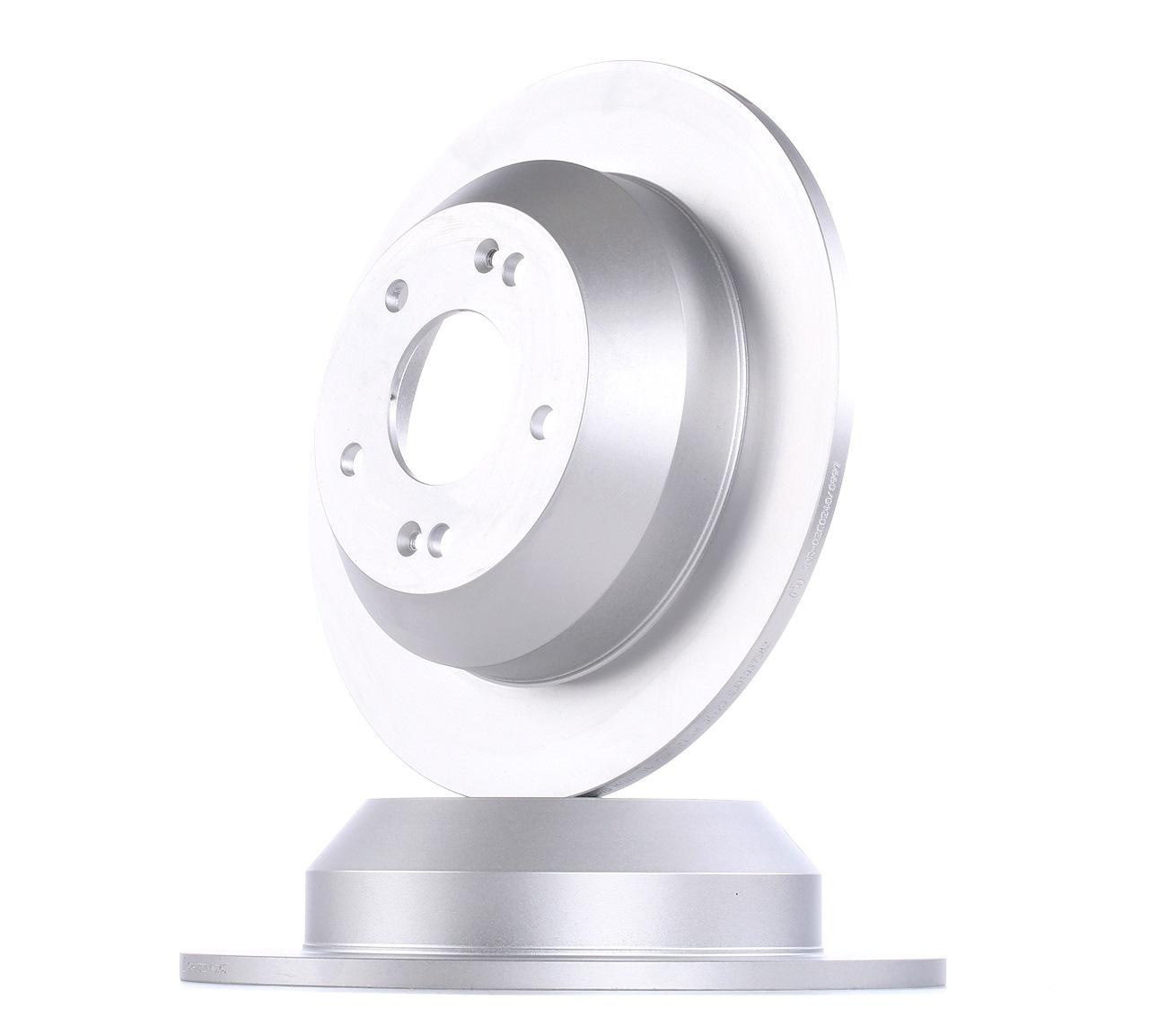 ATE: Original Bremsscheiben 24.0111-0170.1 (Ø: 302,0mm, Lochanzahl: 5, Bremsscheibendicke: 11,0mm)