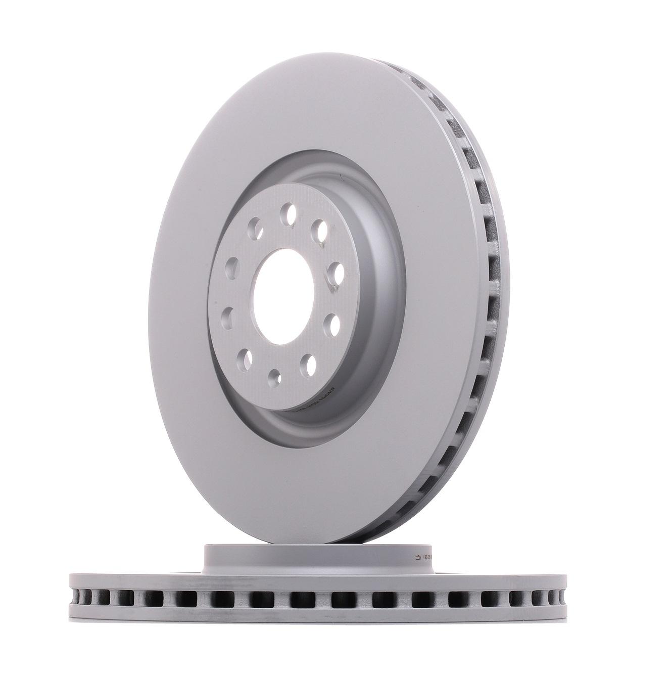 ATE: Original Bremsscheiben 24.0130-0225.1 (Ø: 340,0mm, Lochanzahl: 5, Bremsscheibendicke: 30,0mm)