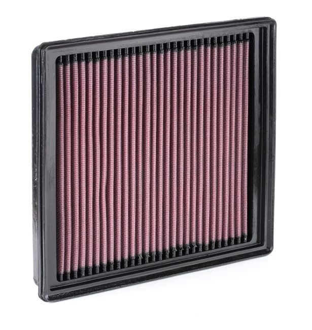 Kupi 33-2990 K&N Filters trajni filter Dolzina: 227mm, Sirina: 203mm, Visina: 32mm Zracni filter 33-2990 poceni
