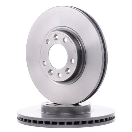 Brake Disc 09.8303.11 with an exceptional BREMBO price-performance ratio
