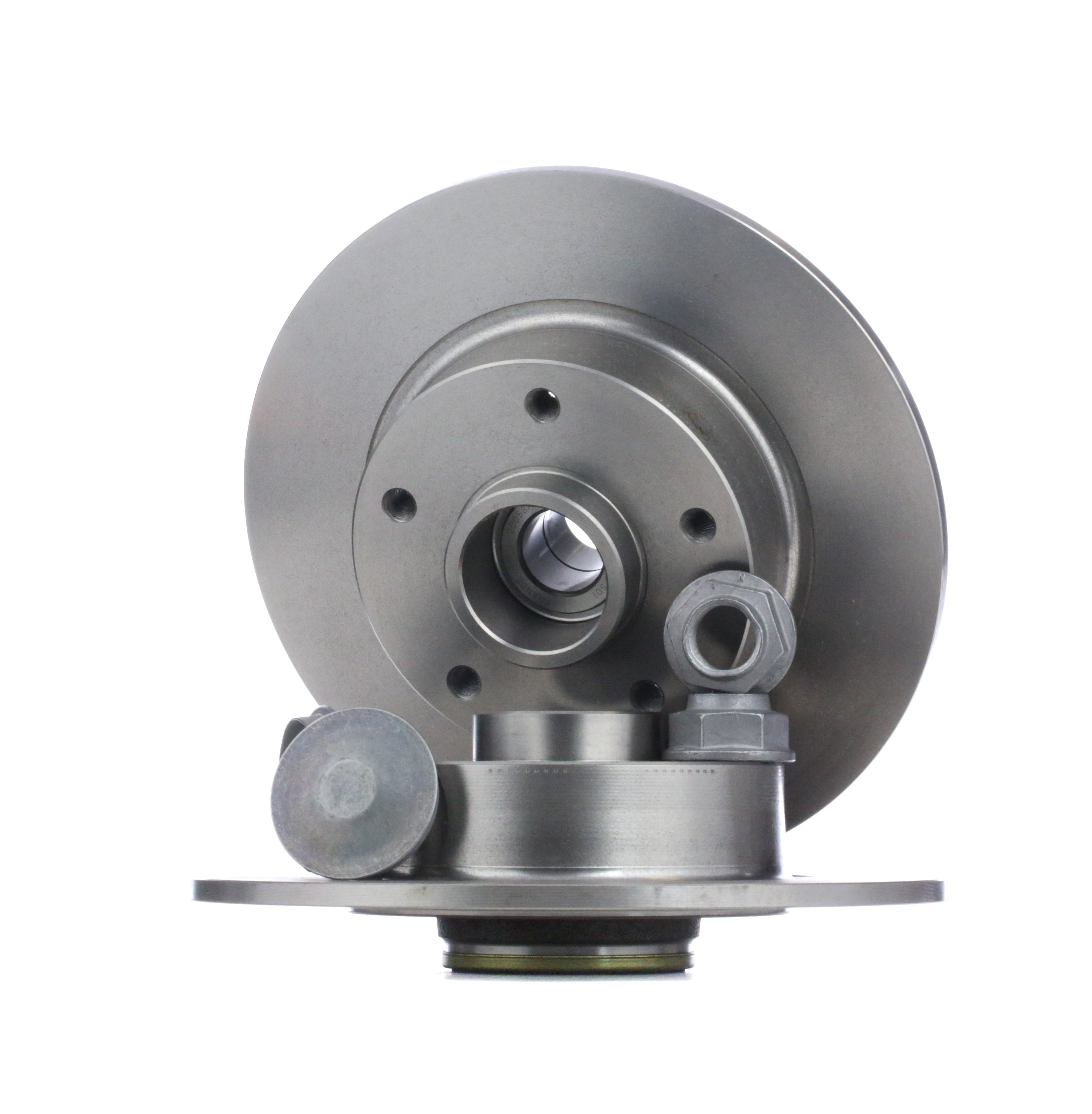 Origine Disque de frein SNR KF155.110U (Ø: 260mm, Nbre de trous: 5, Épaisseur du disque de frein: 8,1mm)