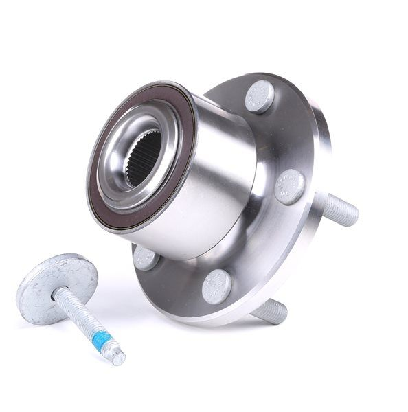 VKN6021 SKF with integrated ABS sensor Ø: 82mm Wheel Bearing Kit VKBA 6585 cheap