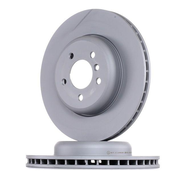 BOSCH Stabdžių diskas 0 986 479 772