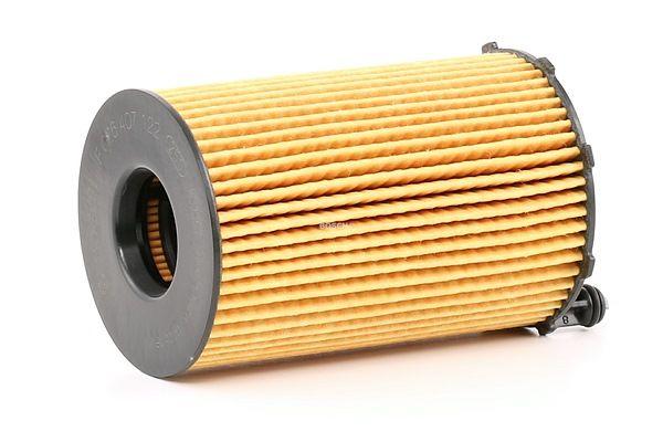 P7122 BOSCH Filtereinsatz Ø: 76mm, Höhe: 127,5mm, Höhe 1: 109mm Ölfilter F 026 407 122 günstig kaufen