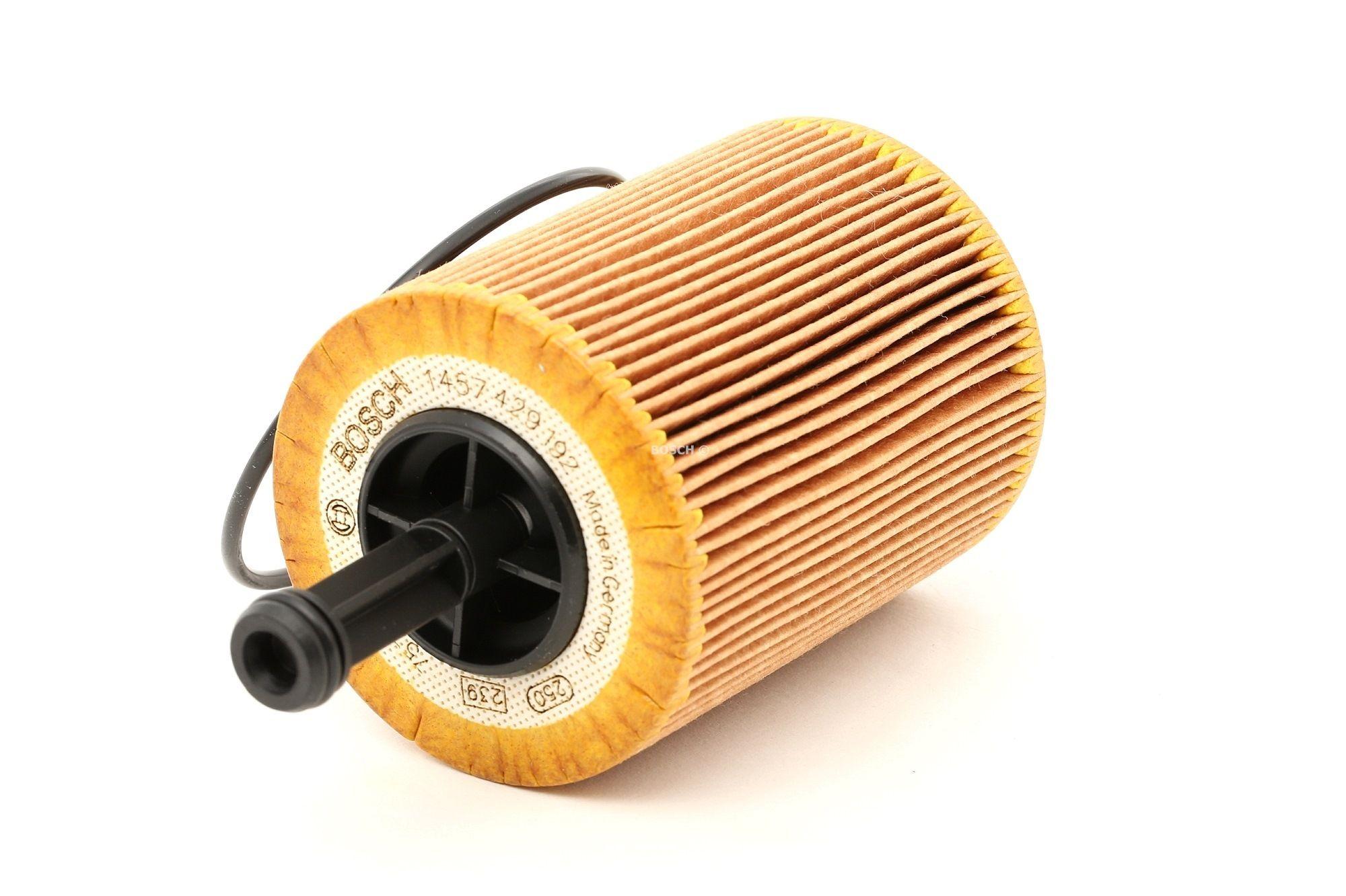 Achetez Filtre à huile BOSCH 1 457 429 192 (Ø: 70,5mm, Hauteur: 140,5mm, Hauteur 1: 95,2mm) à un rapport qualité-prix exceptionnel