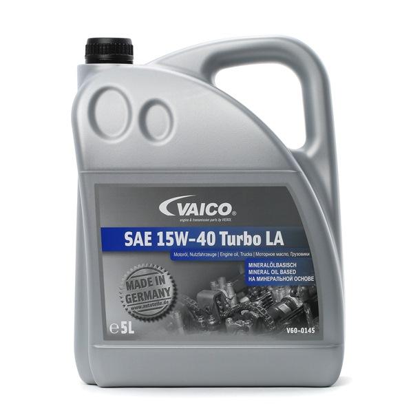 Qualitäts Öl von VAICO 4046001568213 15W-40, 5l, Mineralöl