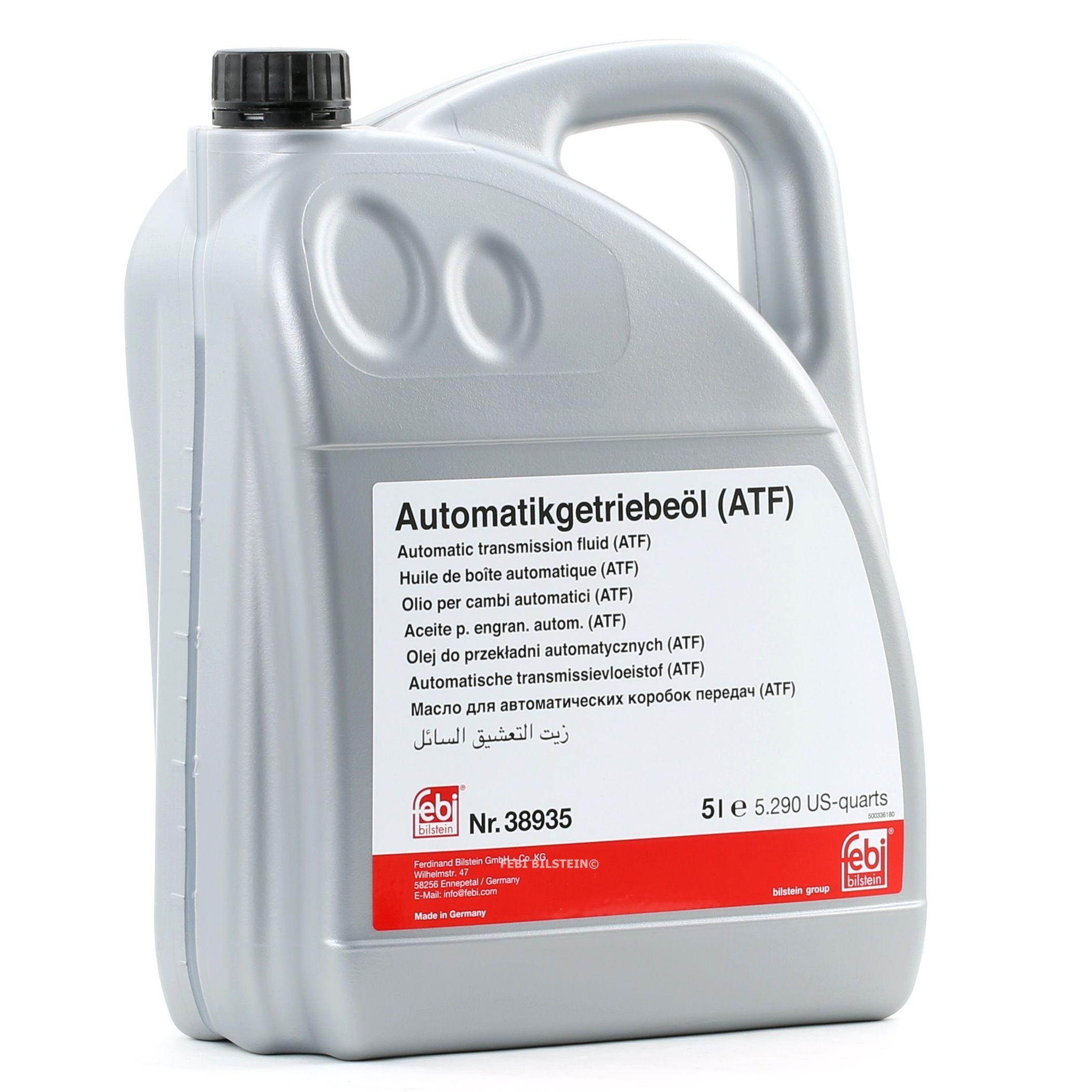 Buy Gearbox oil FEBI BILSTEIN 38935
