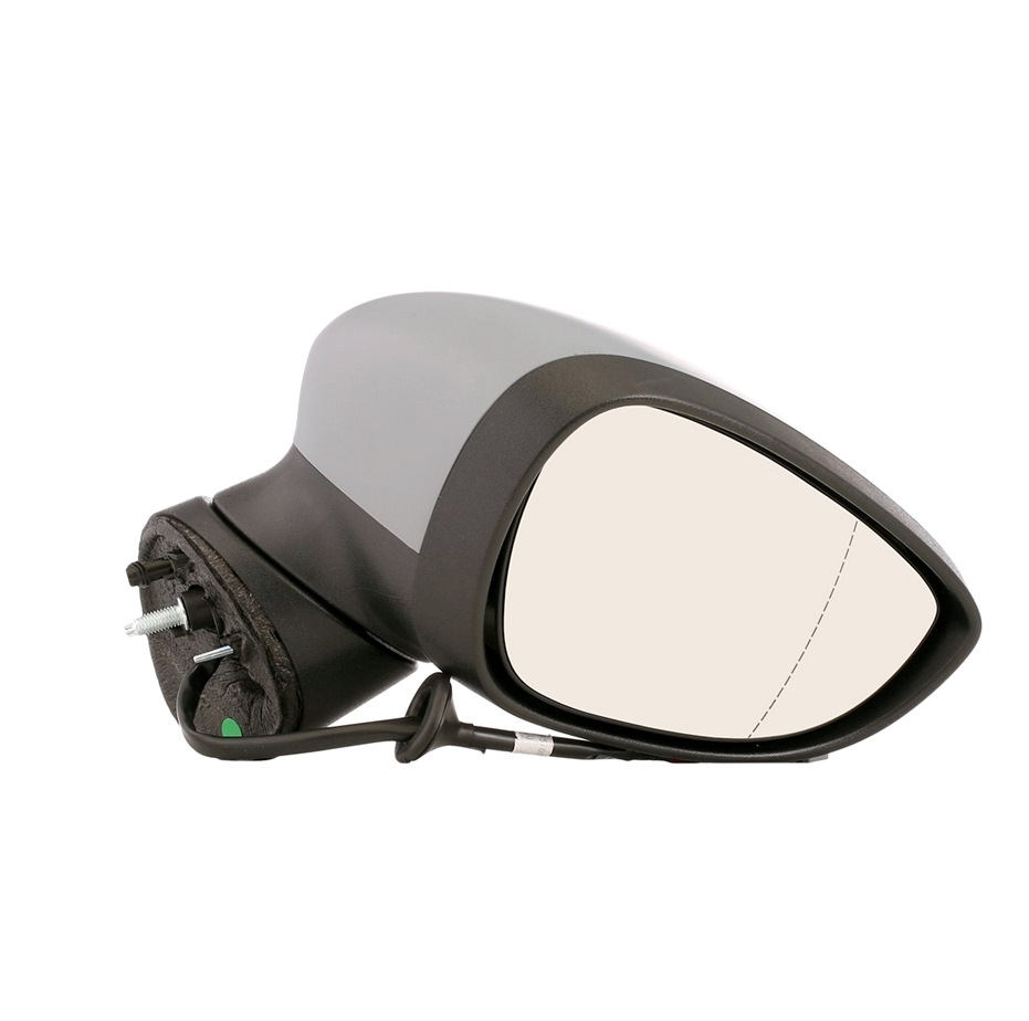 Image of VAN WEZEL Wing Mirror FORD 1807808 1514042,1594522,1594573 Wing Mirror Glass,Rear View Mirror,Outside Mirror,Side Mirror,Rear Mirror,Outside Mirror