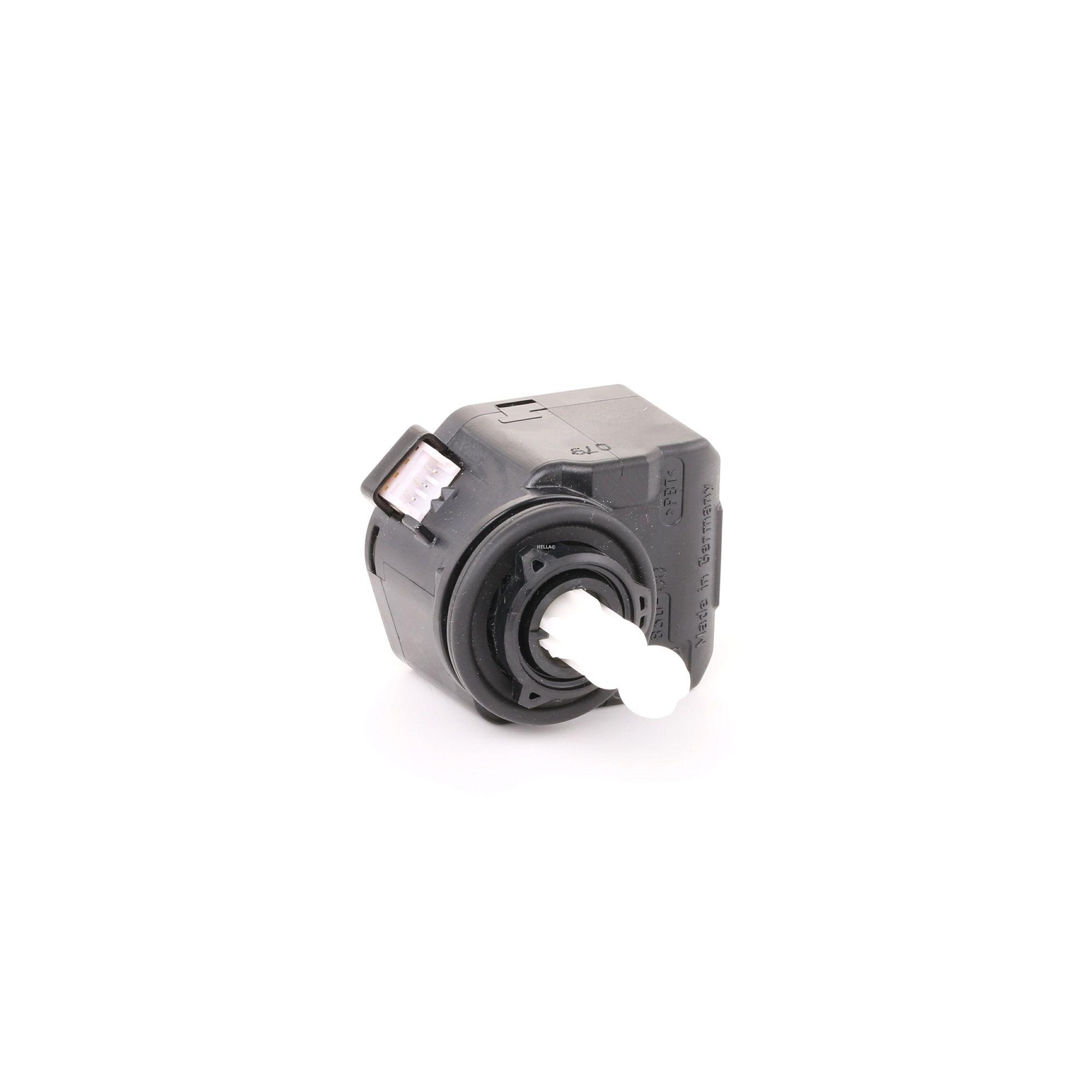 HELLA: Original Stellmotor Leuchtweitenregulierung 6NM 008 830-601 ()