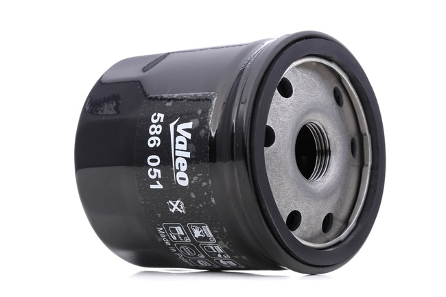 Oil filter 586051 with an exceptional VALEO price-performance ratio