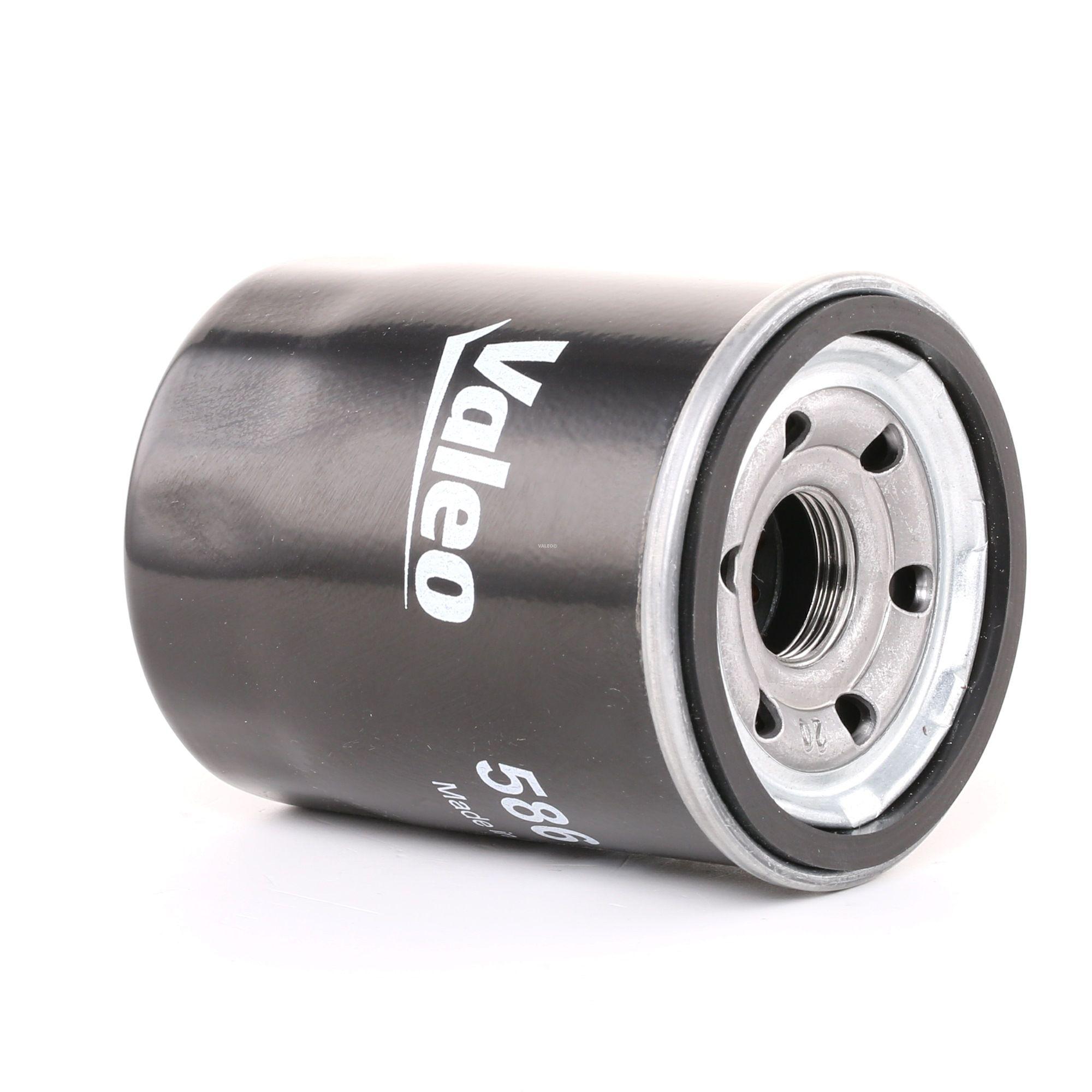 586021 VALEO Anschraubfilter Innendurchmesser 2: 63mm, Innendurchmesser 2: 55mm, Ø: 69,5mm, Höhe: 85mm Ölfilter 586021 günstig kaufen