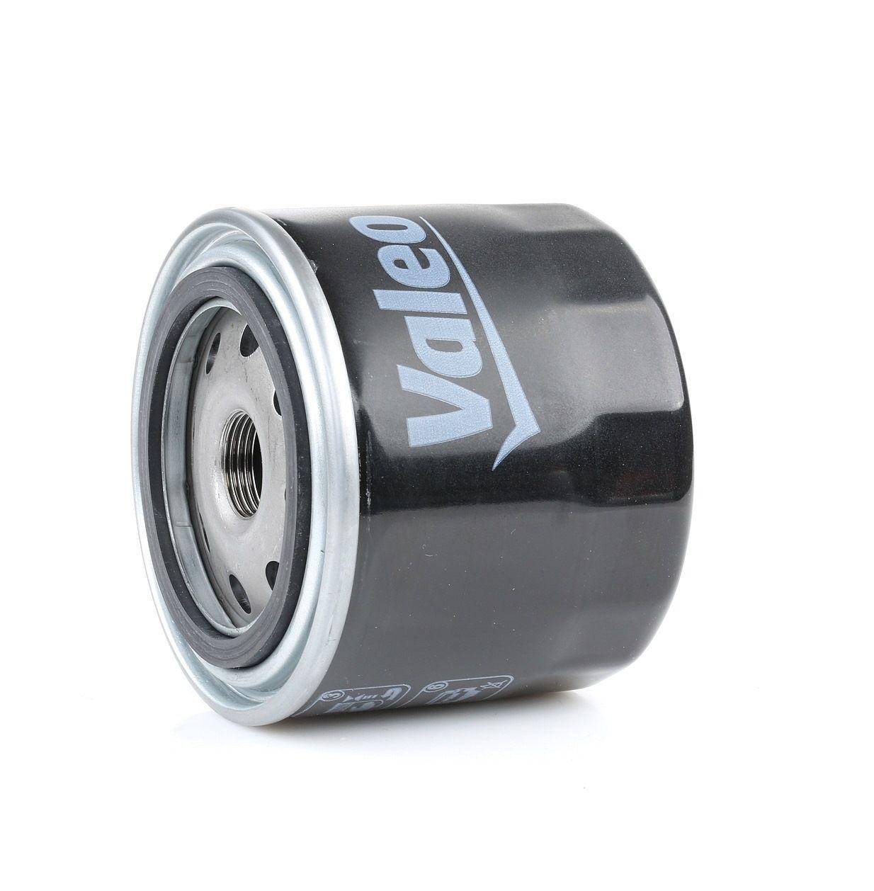 586017 VALEO Anschraubfilter Innendurchmesser 2: 65,2mm, Innendurchmesser 2: 57mm, Ø: 81,5mm, Höhe: 74mm Ölfilter 586017 günstig kaufen