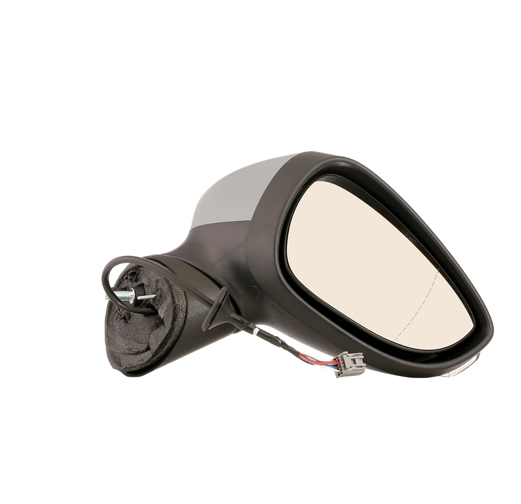 Image of VAN WEZEL Wing Mirror FORD 1807806 1532331,1594522,1594572 Wing Mirror Glass,Rear View Mirror,Outside Mirror,Side Mirror,Rear Mirror,Outside Mirror