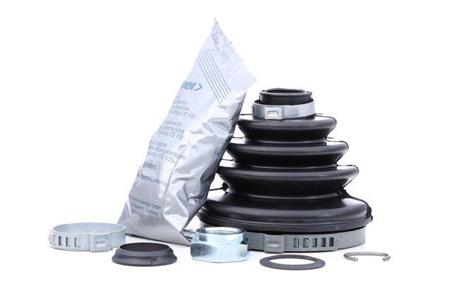 26037 SPIDAN Gummi, mit Mutter Höhe: 83,00mm, Innendurchmesser 2: 22,00mm, Innendurchmesser 2: 84,00mm Faltenbalgsatz, Antriebswelle 26037 günstig kaufen