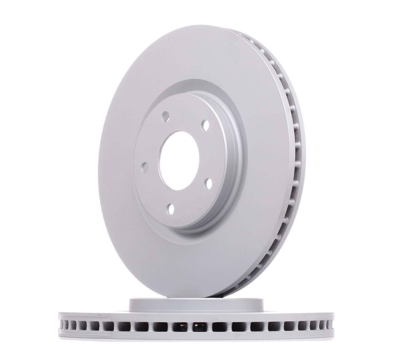 ATE: Original Bremsen 24.0128-0242.1 (Ø: 320,0mm, Lochanzahl: 5, Bremsscheibendicke: 28,0mm)