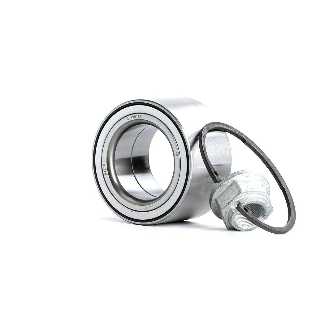 Ostaa VKBA 6559 SKF integroidulla ABS-sensorilla Ø: 90mm, Sisäläpimitta: 53,5mm Pyöränlaakerisarja VKBA 6559 edullisesti