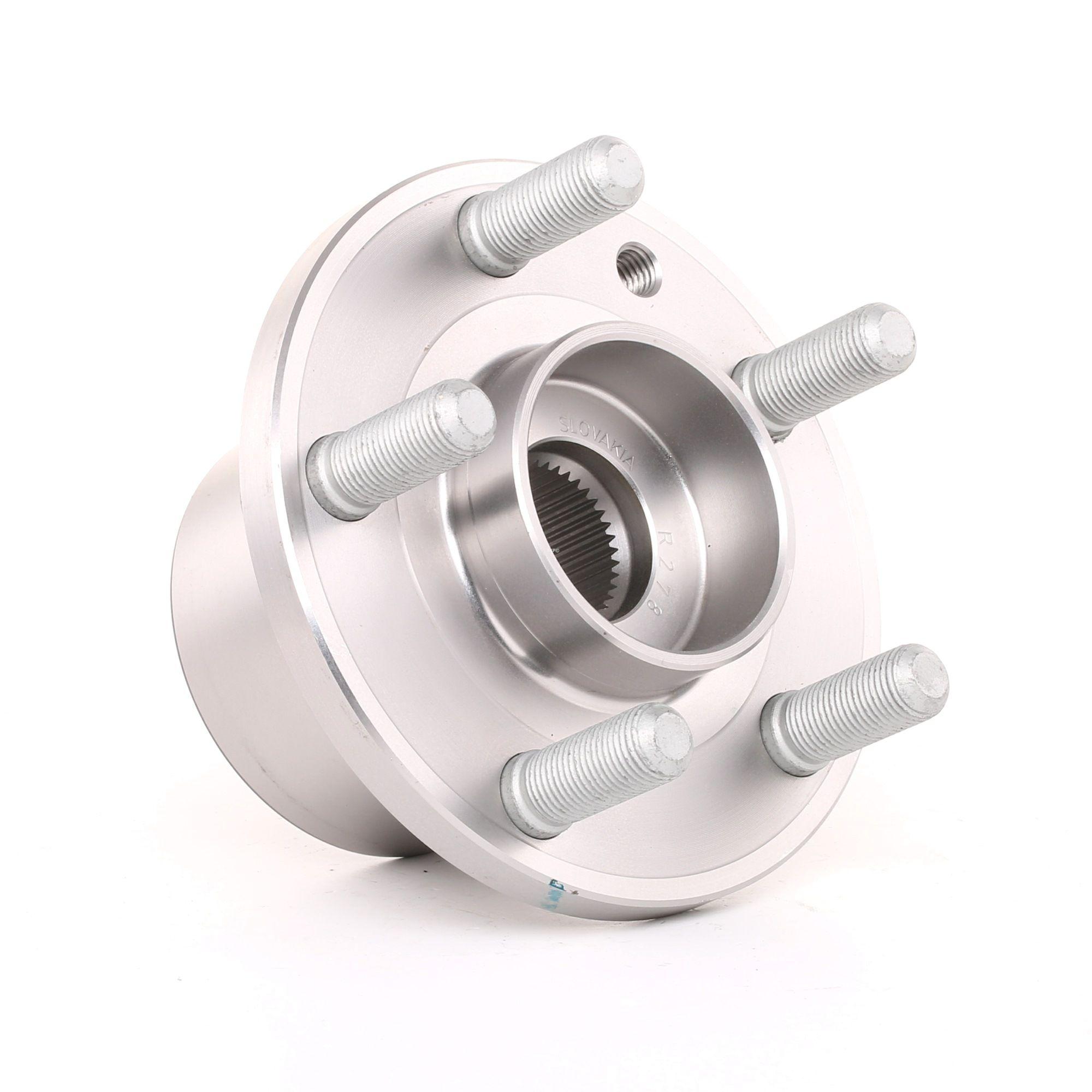 VKN6021 SKF mit integriertem ABS-Sensor Ø: 82mm Radlagersatz VKBA 6752 günstig kaufen