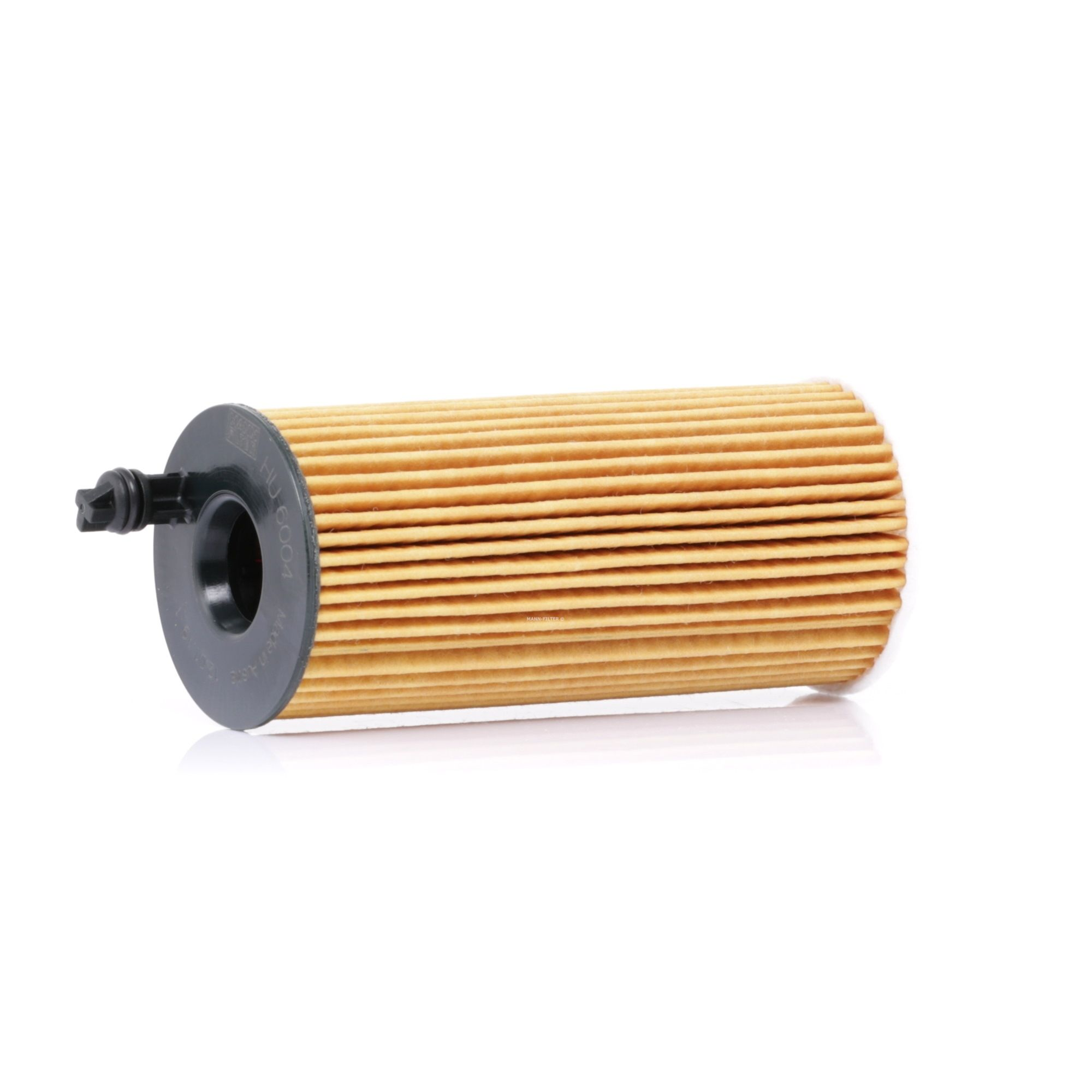 HU 6004 x MANN-FILTER med packningar, Filterinsats Innerdiameter: 18mm, Ø: 54mm, H: 134mm Oljefilter HU 6004 x köp lågt pris