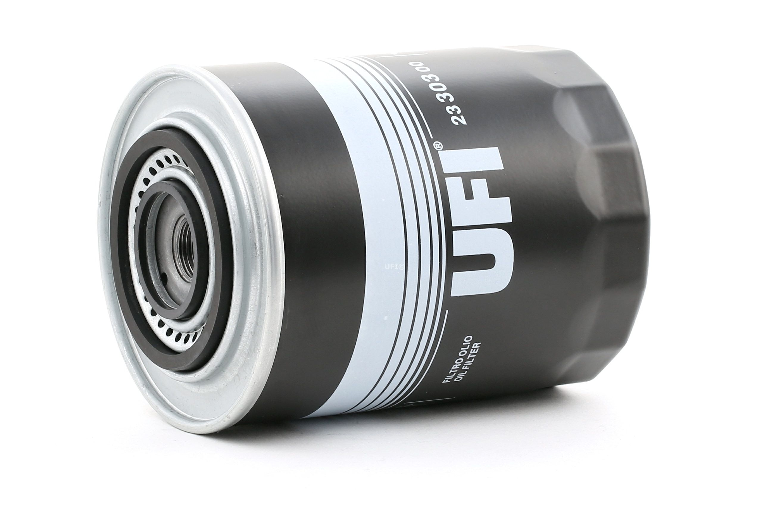 Alyvos filtras 23.303.00 UFI — tik naujos dalys