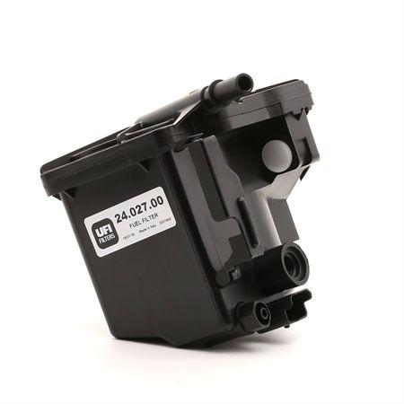 Palivový filtr 24.027.00 s vynikajícím poměrem mezi cenou a UFI kvalitou