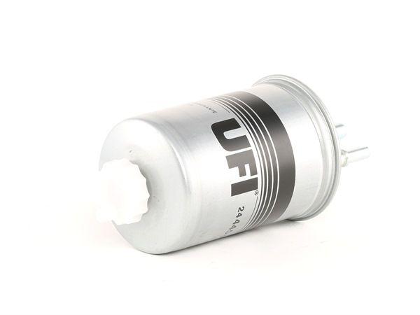 Palivový filtr 24.445.00 s vynikajícím poměrem mezi cenou a UFI kvalitou