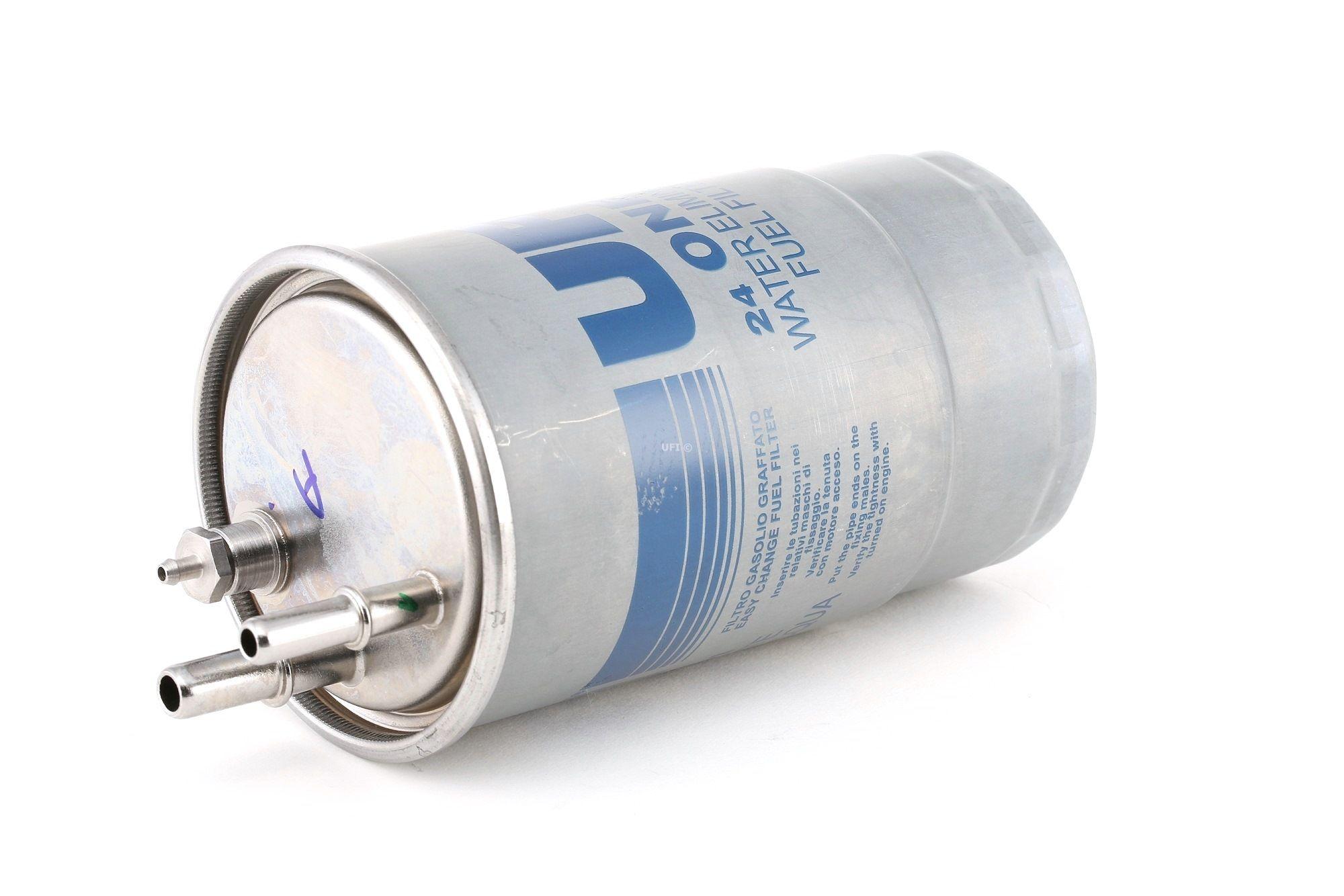 Acquistare ricambi originali UFI Filtro carburante 24.ONE.01
