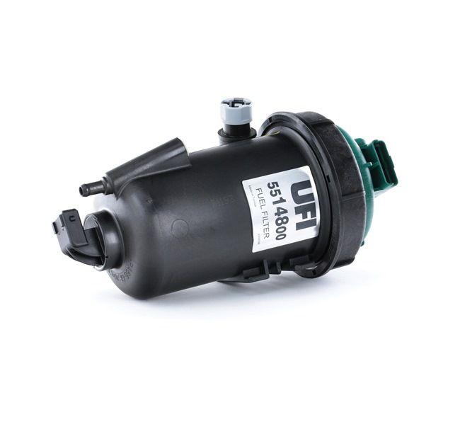 Acheter Filtre à carburant Hauteur: 233,0mm UFI 55.148.00 à tout moment
