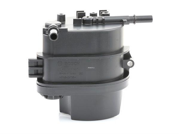 Brændstoffilter 0 450 907 007 med et enestående BOSCH pris-ydelses-forhold