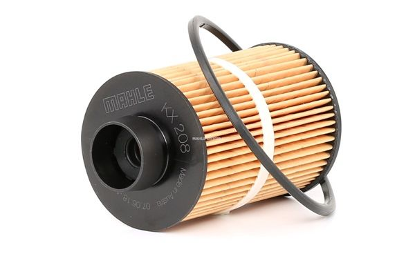 MAHLE ORIGINAL Fuel filter KX 208D