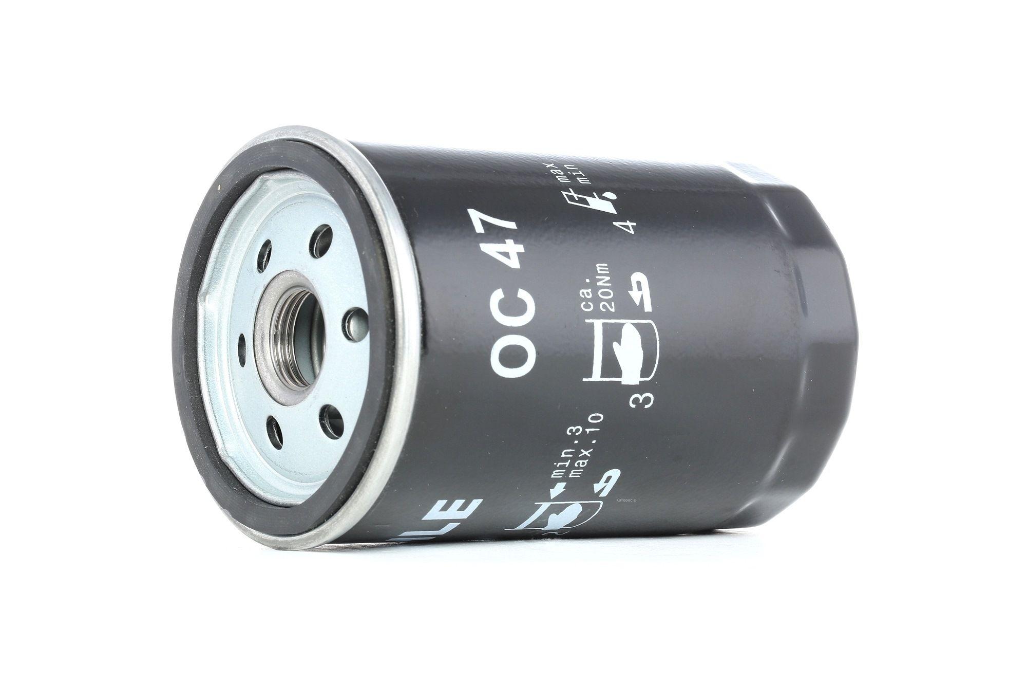Original Alyvos filtras OC 47 Volkswagen