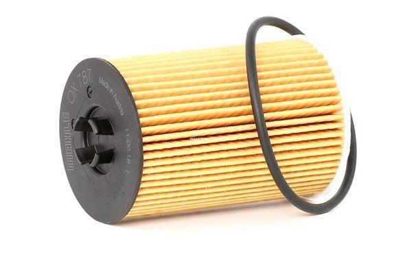79929214 MAHLE ORIGINAL Filterinsats Innerdiameter 2: 25,7mm, Ø: 65,0mm, H: 101,0mm, Höjd 1: 95,0mm Oljefilter OX 787D köp lågt pris