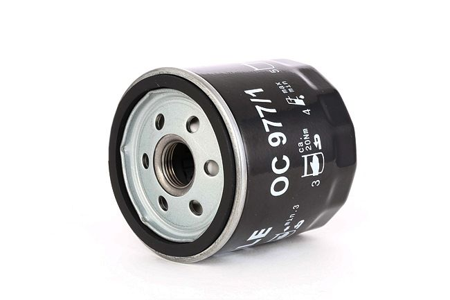 Filters OC 977/1 with an exceptional MAHLE ORIGINAL price-performance ratio
