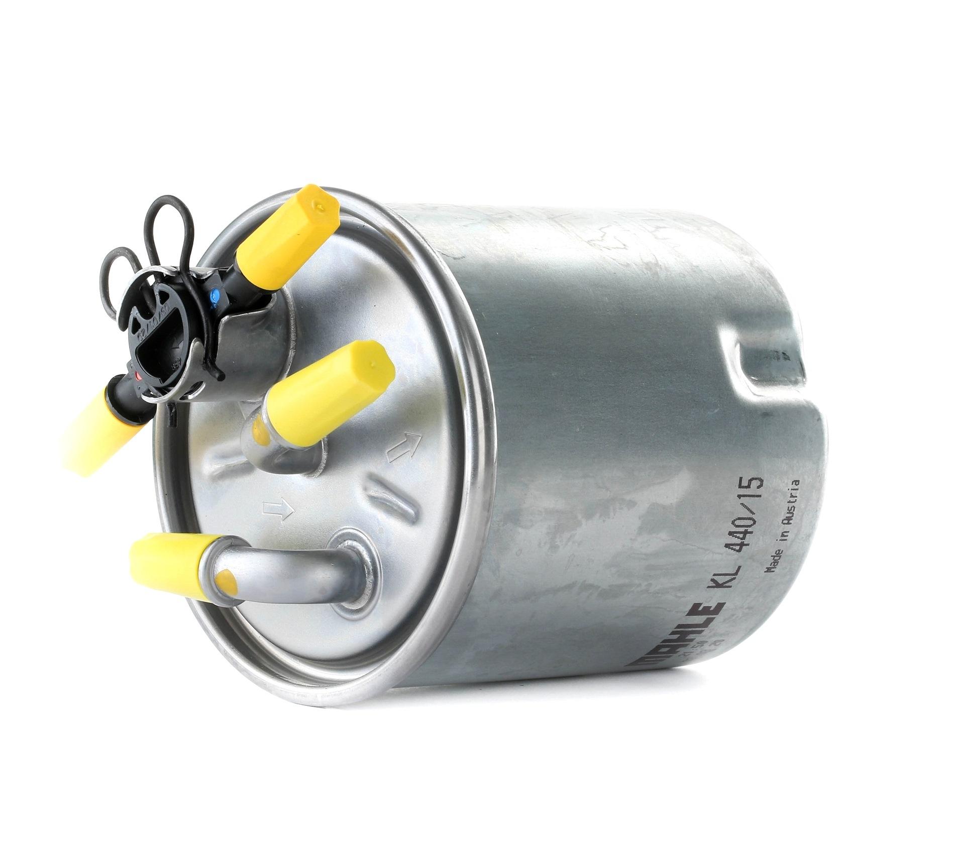 Alpine A110 MAHLE ORIGINAL Filtro carburante KL 440/15