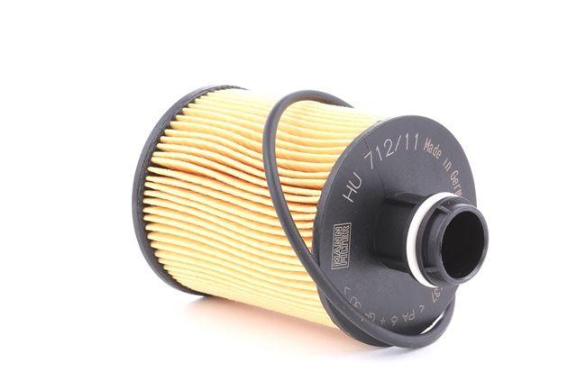 Original ALFA ROMEO Oil filter HU 712/11 x