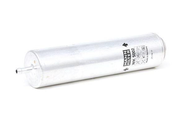 Kuro filtras WK 5002 x MANN-FILTER — tik naujos dalys