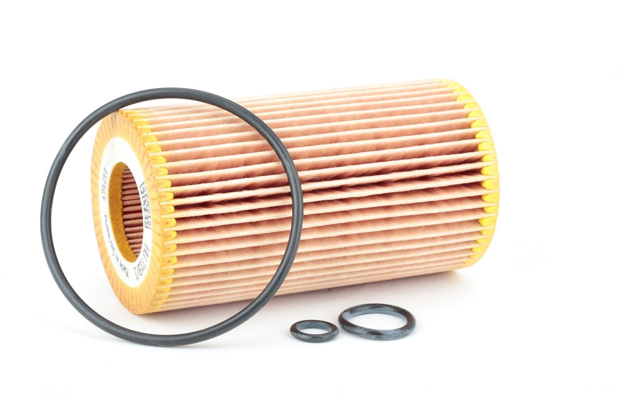 Alyvos filtras HU 718/1 k su puikiu MANN-FILTER kainos/kokybės santykiu