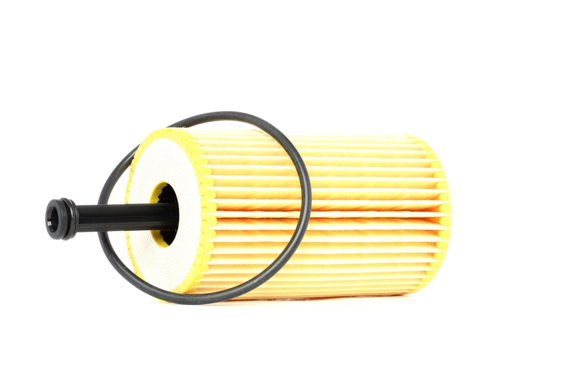 Achetez Filtre à huile MANN-FILTER HU 612 x (Diamètre intérieur: 22mm, Ø: 59mm, Hauteur: 141mm) à un rapport qualité-prix exceptionnel